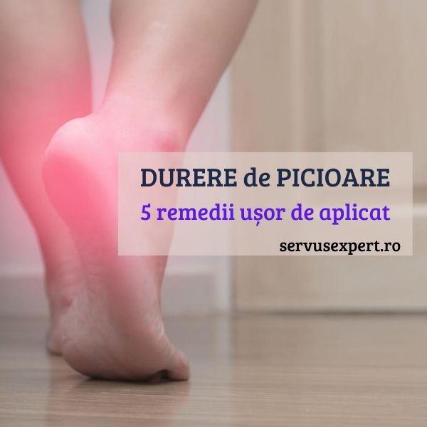 articulațiile de pe picioare doare ce să facă