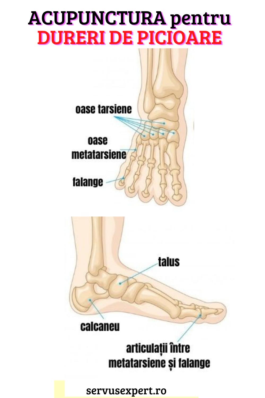 Durere și criză în articulațiile piciorului - amatours.ro