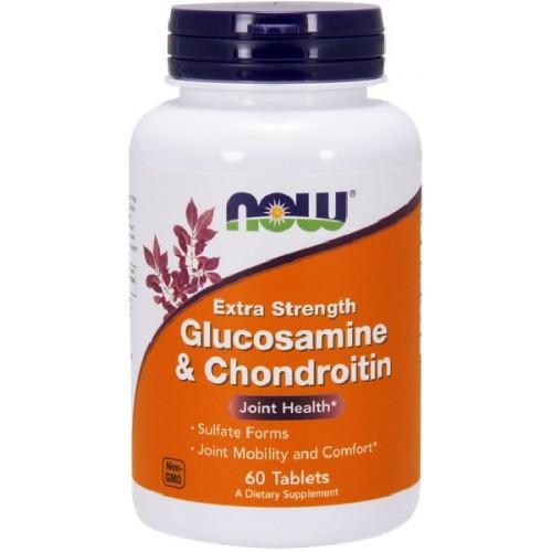 Glucozamină MSM și Condroitină cu vitamina C, 90 tablete : BebeTei