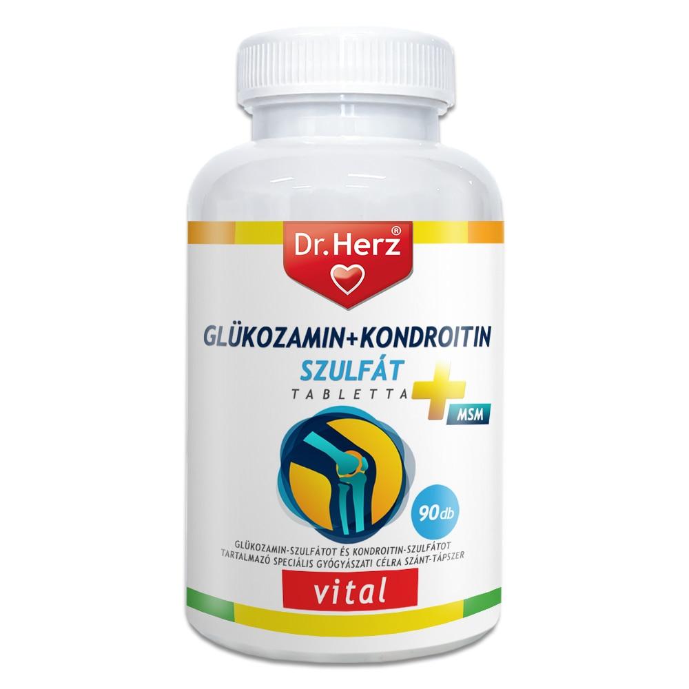 doppel herz glucosamina condroitină artroza reumatoidă a tratamentului simptomelor piciorului