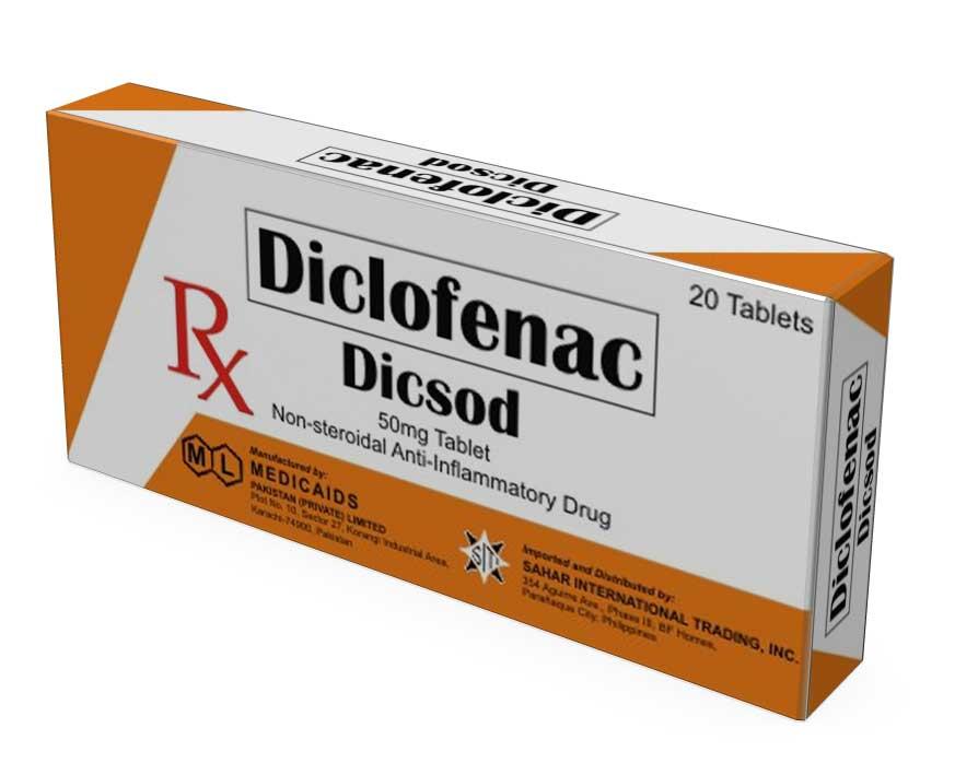 dureri de sold diclofenac