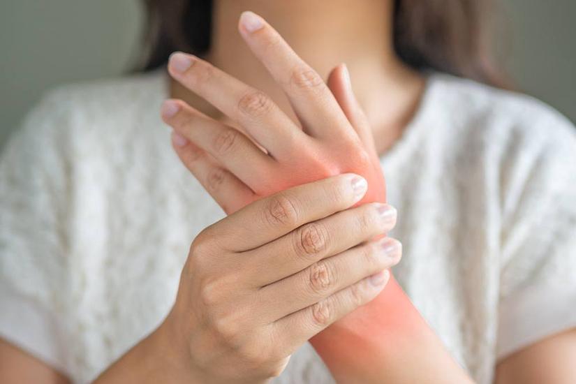 simptomele artritei infecțioase ale mâinilor