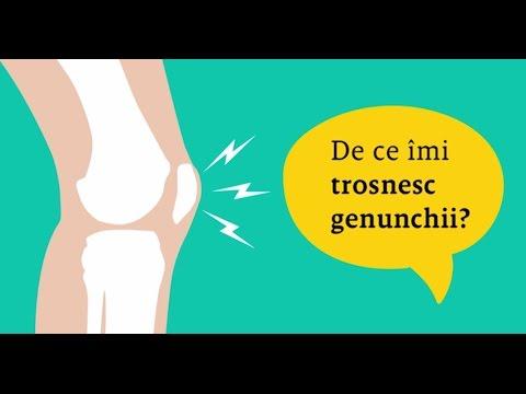 descrierea articulațiilor cu artroza decât pentru a trata durerea articulației genunchiului