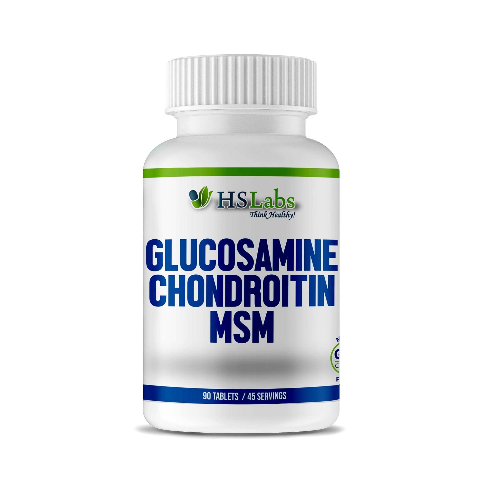 Condroitină și glucozamină pentru câini