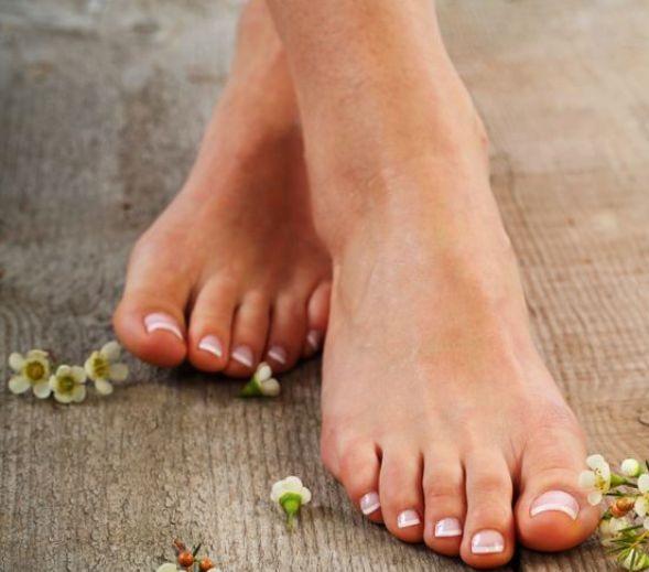 artrita se bate pe degetele de la picioare