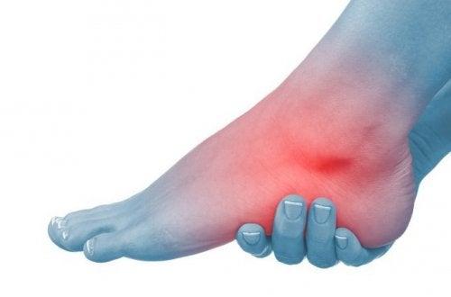 Cum să alinați umflarea gleznei cu artrita - Indexează durerea articulară