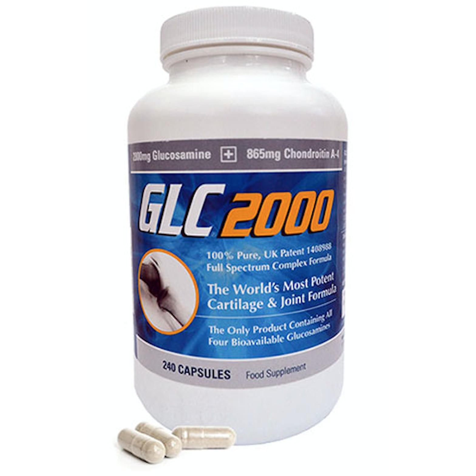 Compoziție de glucosamină cu condroitină cum să tratezi picioarele pentru artroză