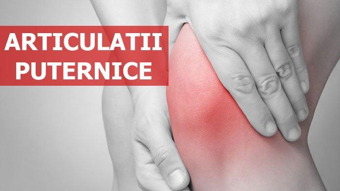dureri articulare și greutate