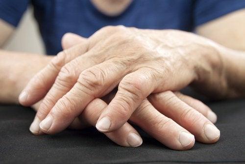 infecții ale durerilor articulare intestinale durere a genunchiului piciorului stâng