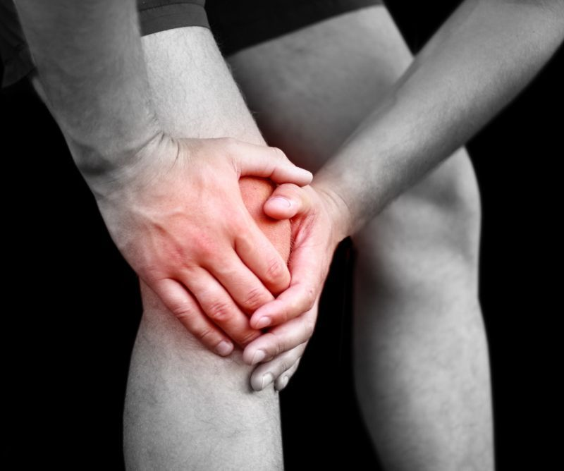 modul de a determina artrita genunchiului durere cu presiune pe articulația degetului