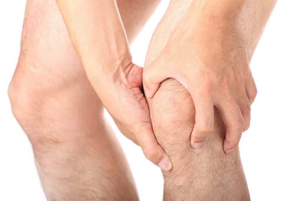 articulații fierbinți ale mâinilor și genunchilor