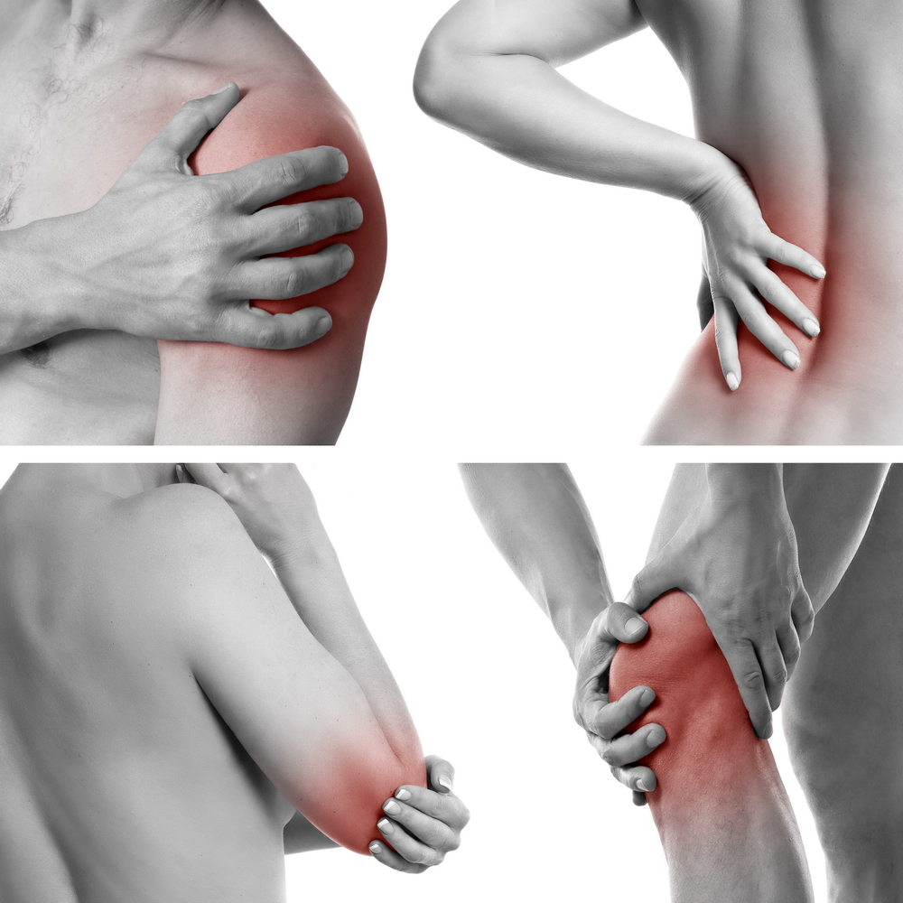 dureri la nivelul articulațiilor musculare și erupții cutanate