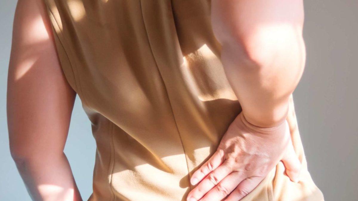 dureri de spate la nivelul soldului tratarea sulfului cu artroză