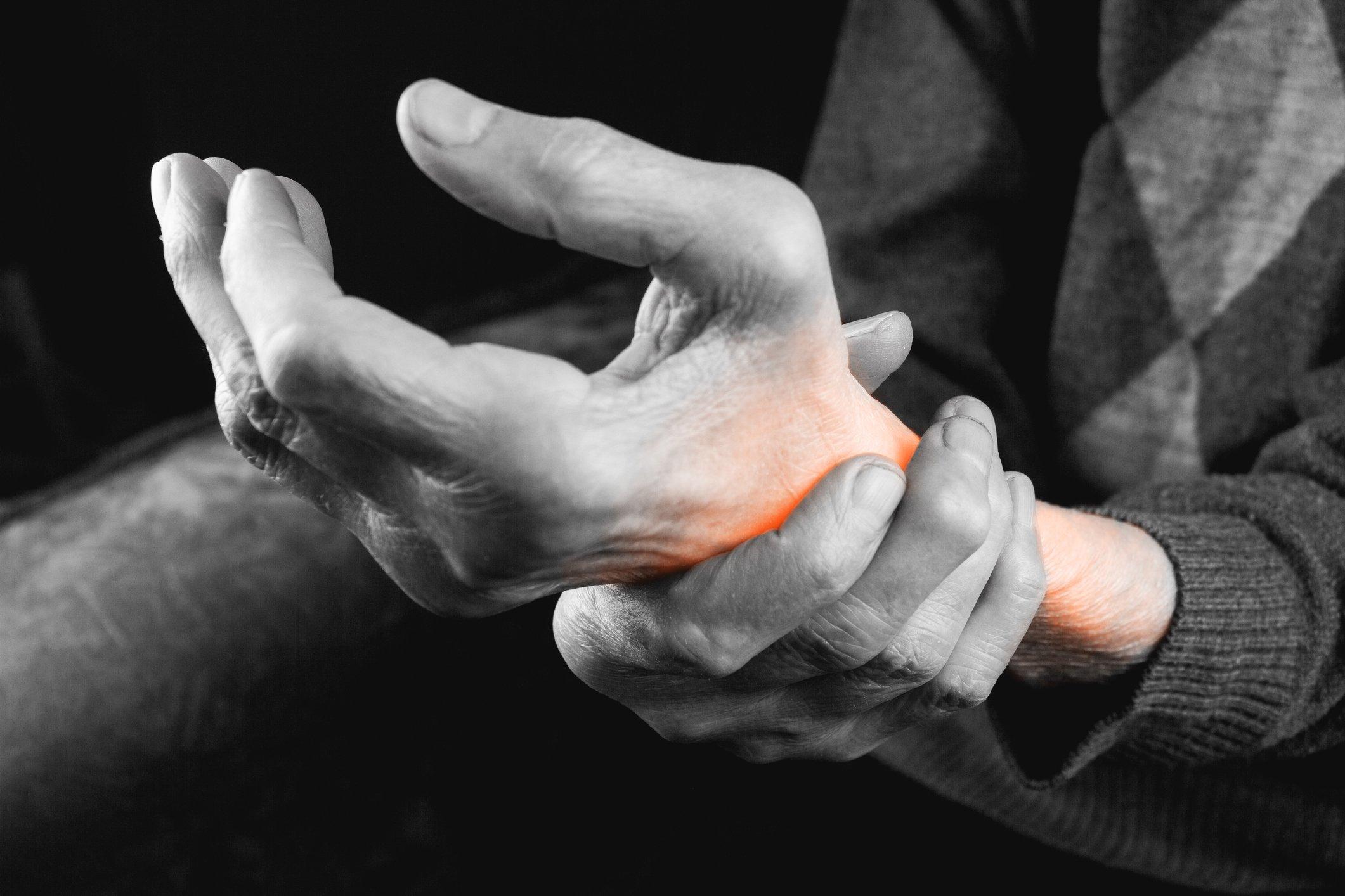 artrita preparatelor degetelor mari