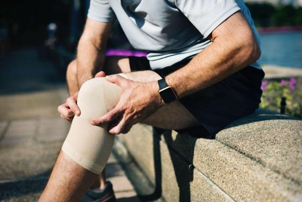 durere în jurul genunchiului dureri articulare umflate