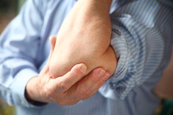 nervul ciupit în tratamentul simptomelor articulației cotului cum să scapi de durere în articulațiile genunchiului