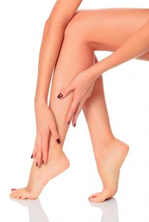 umflarea genunchiului și a piciorului