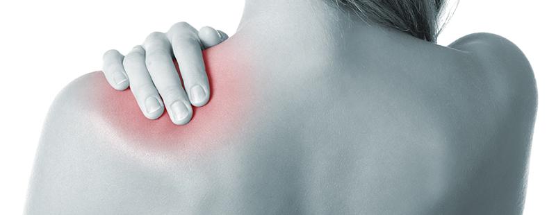 îngrijorat de durerea articulației umărului